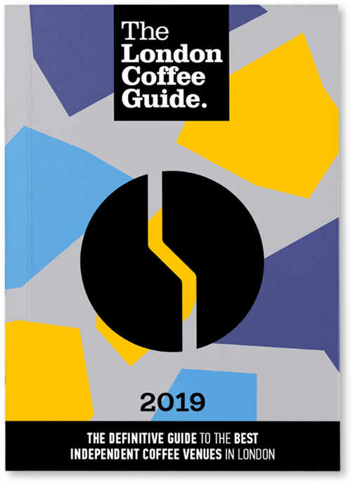 The London Coffee Guide 2018