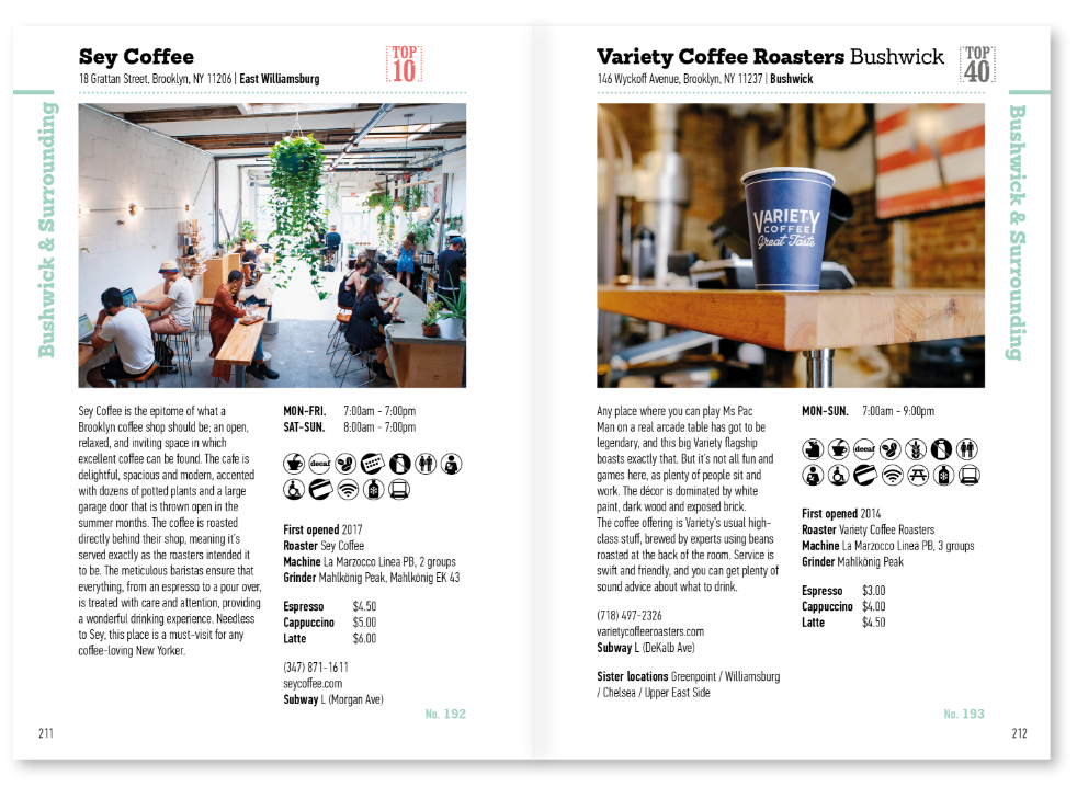 The New York Coffee Guide 2019